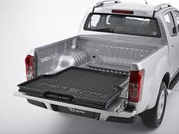 100 Sliding Truck Bed SLIDING BED TRAY DMAX DCAB Isuzu Accessories