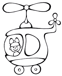 Vehicle Coloring Pages For Babies 17