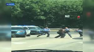 100 Two Men And A Truck Raleigh Woman Talks About Video Of Altercation Between Police And Man