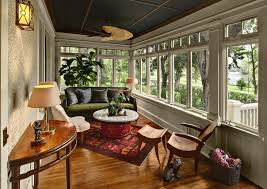 Sunroom Ideas With Lovable Decor For Sun Rooms Decorating 7