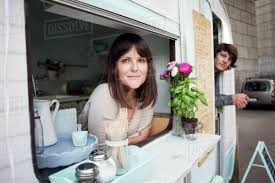 Portrait Of Male And Female Owners Leaning On Food Truck Windows ... De Koffiebar Have Multiple Serving Windows Popup Republic Food China Pizza Oven Bbq Donut Fryer Mobile Canteen Trailer With Big Microsofts Meet Eat Campaign Advertise On Trucks Double Windows Black Kitchen Angie Foods Truck Stop Today Custom Features Vending Ccession Window Cheri 1 A In Progress Pinterest 14ft Kimchinary Bbw Chamber Twitter Truck Event Happening Now Are Addition Of A Serving And Fire Suppression System To