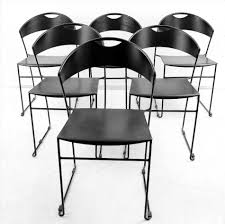 Set Of 6 Black Metal Dining Room Chairs, 1980s   #96891 4 X Dutch Rosewood Dingroom Chair 88667 Sjlland Table6 Chairs W Armrests Outdoor Glassfrsnduvholmen Different Types Of Small Arm Chair Home Office Ideas Set 6 Black Metal Ding Room Chairs 1980s 96891 Sublime Gold Baroque Armrest Wooden Modern Room For Waiting Rooms Office With Georgian Style Ding Room Chairs Dark Cherry Finish By Designer Danish Wikipedia Saar By Piet Boon Collection Ecc Pladelphia Freedom Classic Arms 2 Cramco Inc Shaw Espresso Harvest Chenille Upholstered