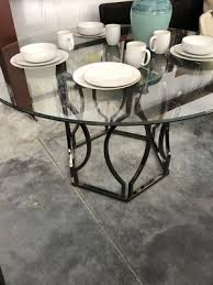 Brand New Glass Top Dining Table For Sale In Virginia Beach VA