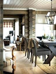Rustic Dining Room Wall Decor Modern Table Best Ideas On