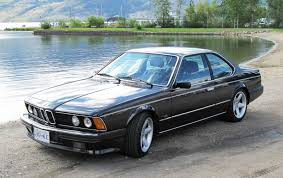 BMW M 635 CSi technical details history photos on Better Parts LTD