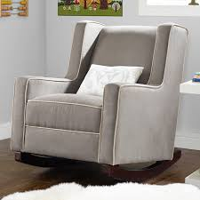 Best Chairs Inc Glider Rocker Replacement Springs by Baby Relax Harlow Wingback Rocker Hayneedle