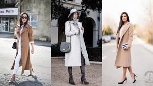 17 Outstanding Ideas Of How To Wear Long Coats This Winter