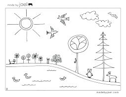 Earth Day Coloring Pages 2015 Contest Made Sheet Free Printable Template Crayola Full Size