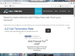 How To Make Free Call Pc To Mobile. - YouTube