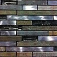 Shell Stone Tile Manufacturers by Glass Stone And Metal Mosaic Tile World Sales Group Tile