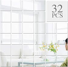 wandtattoos fensterbilder 9pcs 15cm quadratische