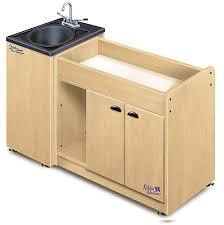kiddie station portable sink