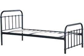 Black Wire Bed Frame Ikea ft Single Metal Double coccinelleshow