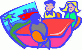 Travel Agent Clipart Kid