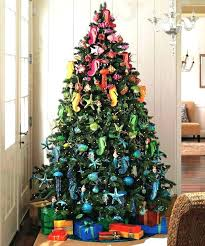 Ombre Christmas Tree Rainbow With A Beach Feel Black Canada