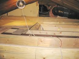 Install Bathroom Vent No Attic Access by Energy Conservation How To August 2013
