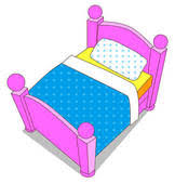 Clip Arts Related To Clip art make bed
