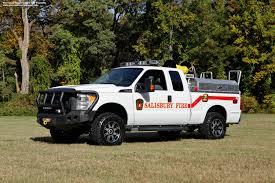 100 Brush Trucks Salisbury Fire Department DPC Truck DPC