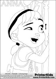 Phone Coloring Disney Elsa Pages Free On 97 Best Frozen Sheets Images