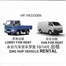 100 Truck Renta Van L