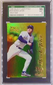 1993 Upper Deck Top Prospect Derek Jeter by Derek Jeter Rookie Card Small Traditions Sports Memorabilia Blog