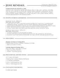 Graduate Nurse Resume Examples Objective Nursing Objectives Case Manager