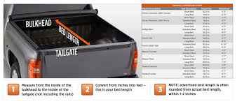 How to Measure Your Truck Bed for a Tonneau Cover