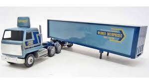 DIECAST WINROSS WERNER SEMI TRUCK & TRAILER TOY A Thief Jacked A Trailer Full Of Sneakers Twice In Six Month Span Ak Truck Sales Aledo Texax Used And China Heavy Duty 3 Axles Stake Fence Cargo Semi Lvo Vn780 With Long Hauler Newray 14213 132 Red Delivering Goods Stock Vector 464430413 Teslas New Electric Is Making Its Debut Delivery Big Rig With Reefer Stands Near The Gate 3d Truck Trailer Atds Model Drawings Pinterest Tractor Powerful Engine Mover Hf 7 Axle Trucks Trailers For Sale E F