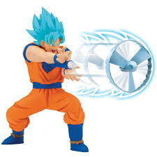 Dragon Ball Blue Goku Figura Kamehameha Dragon Ball Super