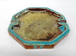 Pewabic Pottery Tiles Detroit by Pewabic Vintage Ashtray