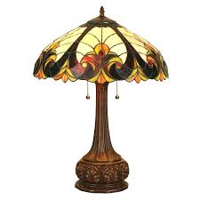 Torchiere Table Lamp Glass Shade by Table Lamps Arteriors 41155 Destinee 1 Light Torchiere Table