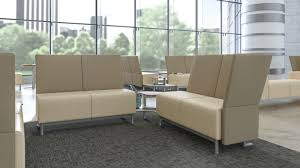 Neighbor Waiting Room & Lounge Seating - Steelcase Health