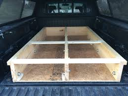 Tacoma Sleeping Platform Decked Adds Drawers To Your Pickup Truck Bed For Maximizing Storage Adventure Retrofitted A Toyota Tacoma With Bed And Drawer Tuffy Product 257 Heavy Duty Security Youtube Slide Vehicles Contractor Talk Sleeping Platform Diy Pick Up Tool Box Cargo Store N Pull Drawer System Slides Hdp Models Best 2018 Pad Sleeper Cap Pads Including Diy Truck Storage System Uses Pinterest