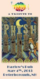 Phish Bathtub Gin Shirt by Music Setlists 7 Below A Tribute To Phish