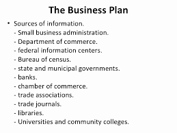 Sba Business Plan Best Of Template Fresh Small Administration 30 Unique