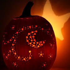 Electric Pumpkin Carving Saw by Drill Bit Pumpkin Going To Try This With The Foam Pumpkins