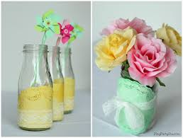 Simple Spring Baby Shower Decoration Ideas From Playpartyplan Babyshower Decorations DIY