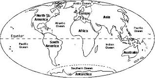 Full Image For Word World Coloring Pages Map Page Kids Play Color