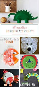 18 Creative Paper Plate Crafts