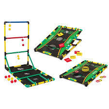Gater Ladderball Bean Bag Toss And Washer Set