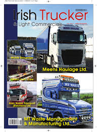 Irish Trucker September 2015 By Lynn Group Media - Issuu