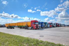 St. Petersburg, Russia - July 27, 2017: Fleet Of Trucks, A Lot ... Fleet Of Trucks With Trailer In Courtyard Logistics Complex Fairfax Has Its First Food Trucks Eater Dc Diesel Brothers Lend Lifted To Help Rescue Hurricane Enterprise Car Sales Certified Used Cars Suvs For Sale Hirsbachs Fuelsaving Strategies Management Trucking Info 3 D Render Image Representing Stock Illustration United Pipes Delivers Tight Freight Market Fiat Chrysler Spends 40 Million On Naturalgas Parts Truck Cversions Executive Auto Collision Waitrose Launches Europes First Fleet Renewable Biomethane Cng Stock Illustration Storage 19915244 Inspection And Maintenance Tips Trucking Companies