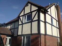 Mock Tudor House Photo by Painting A Brick And Mock Tudor House Bradford Never