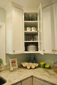 Quickie In The Bathroom by Our Quickie Glass Cabinet Update Young House Love