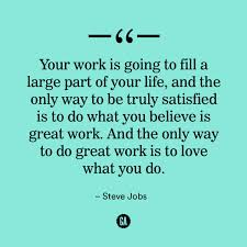 Love What You Do Do Great Work MondayMotivation