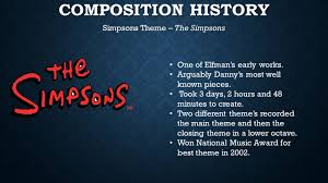 Danny Elfman This Is Halloween Piano by Musical Analysis Paper By Derek Voeller Ppt Video Online Download