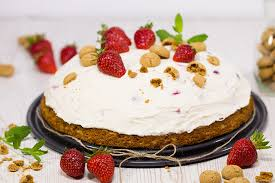 erdbeer mascarpone torte mit amarettini rezept