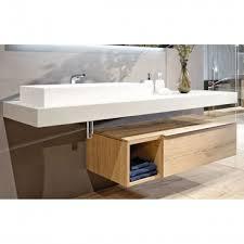 voglauer v alpin badezimmerkombination 2 teilig mit waschtisch und waschtischunterschrank korpus und front alteiche rustiko echtholzfurniert