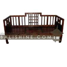 Sofa Without Cushions Wooden Set Cushion Real Leather