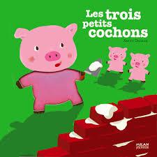 BIBOUCHE EN CLASSE Les 3 Petits Cochons Pour PS Et GS